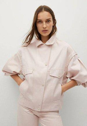 EUREKA - Summer jacket - hellrosa