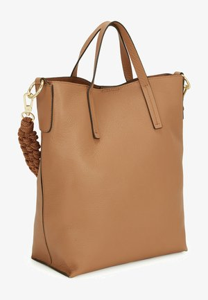 JULIE - Tote bag - light brown