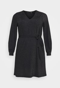 Vero Moda Curve - VMJELINA - Jersey dress - black - 0