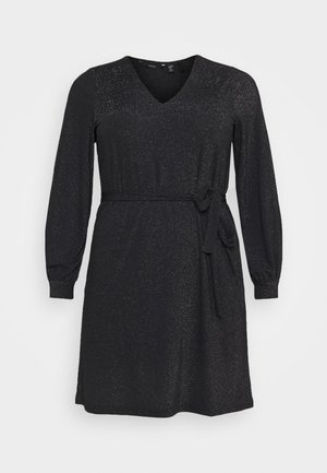 VMJELINA - Jersey dress - black