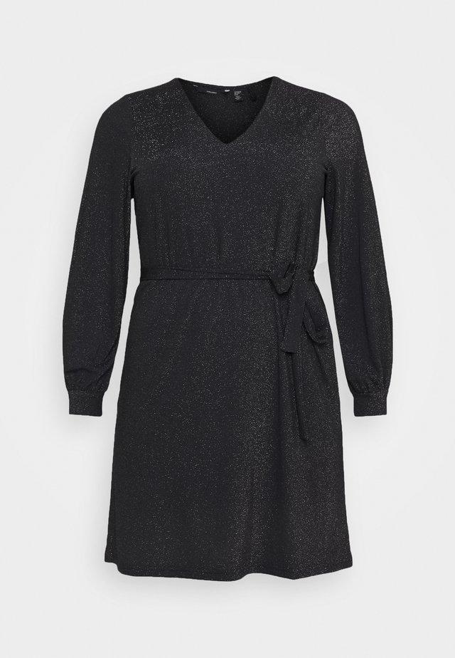 VMJELINA - Jersey dress - black