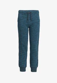 WE Fashion - SALTY DOG - Pantaloni sportivi - greyish blue - 2