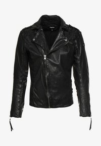 Tigha - ELON - Leather jacket - black - 5