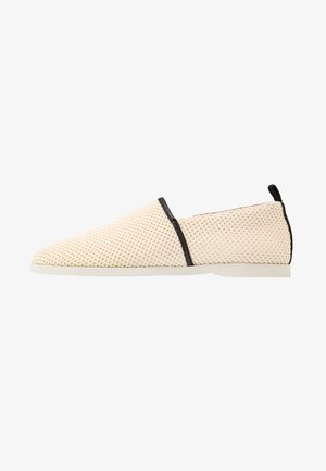 WAVE SPRINT LOAFER - Mocassins - ecru