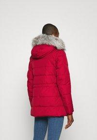 Tommy Hilfiger - PADDED - Winter jacket - arizona red - 2