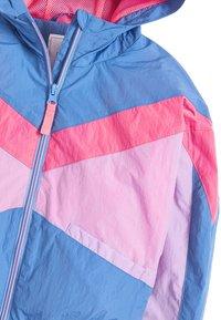 Next - COLOURBLOCK - Light jacket - blue - 2