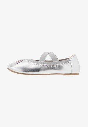 KIDS PRIMO - Ballet pumps - silver