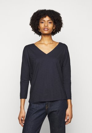 VENJA - Long sleeved top - dark blue