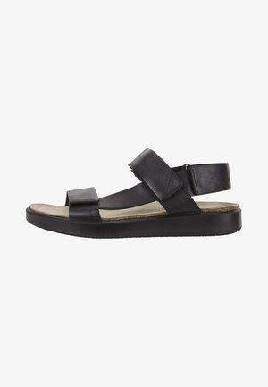 CORKSPHERE  - Chodecké sandály - black
