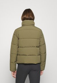 Tommy Jeans - MODERN PUFFER JACKET - Winter jacket - olive tree - 2