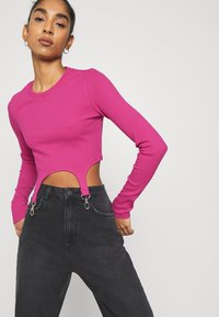 The Ragged Priest - CLONED TEE - Long sleeved top - pink - 3