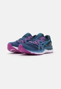 ASICS - GEL NIMBUS 23 - Chaussures de running neutres - grand shark/digital aqua - 1