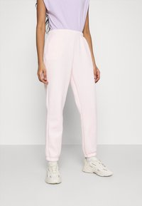 Gina Tricot - BASIC - Tracksuit bottoms - barely pink - 0