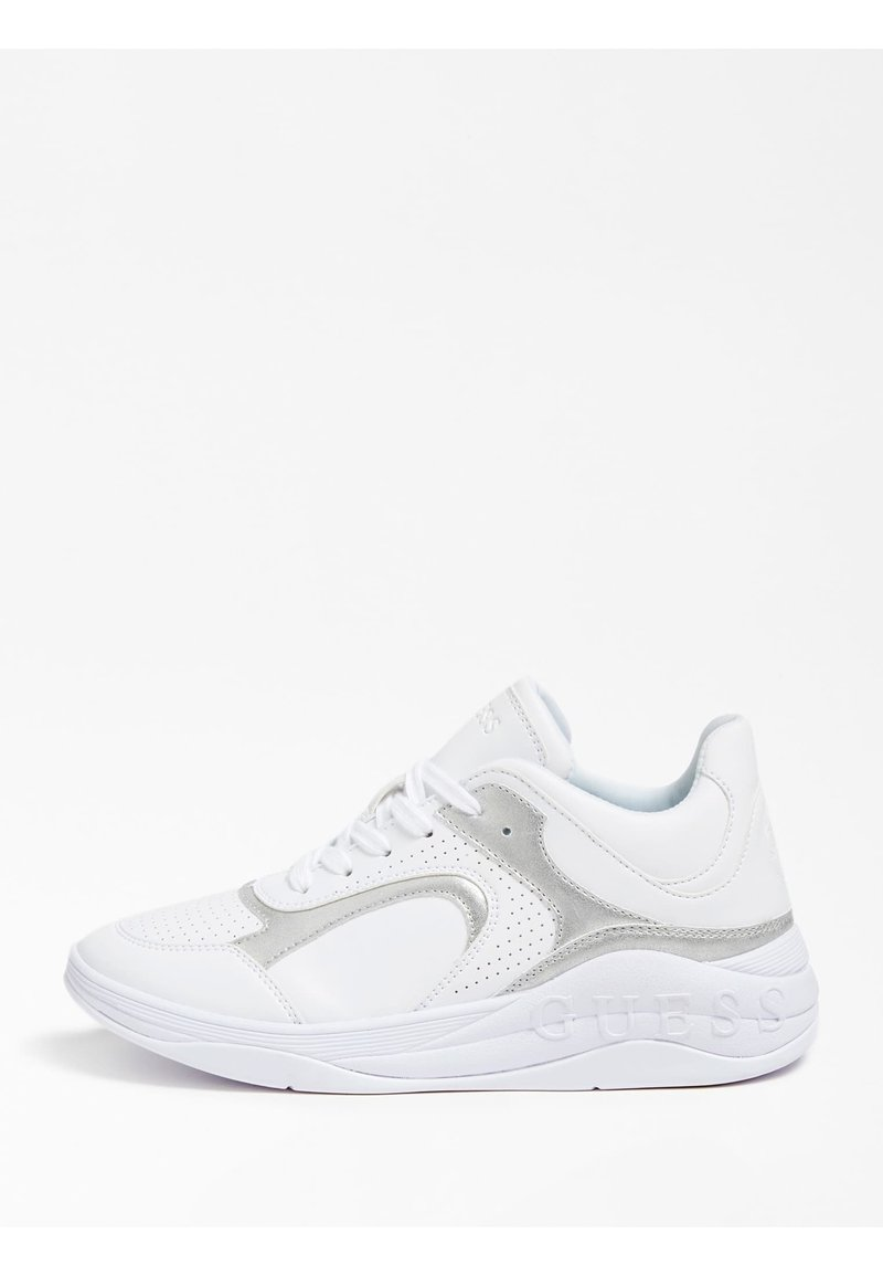 Guess - SAUCEY - Trainers - weiß