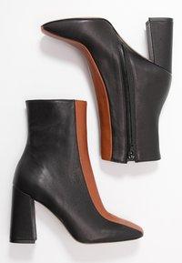 Bianca Di - Ankelboots med høye hæler - nero - 3