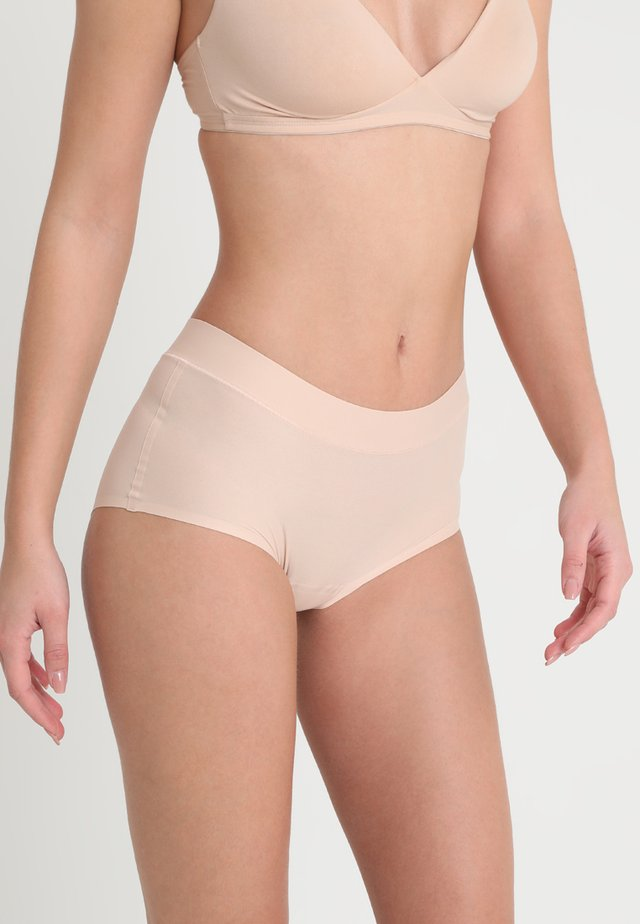 SOFTSTRETCH SHORTY - Underkläder - beige doré