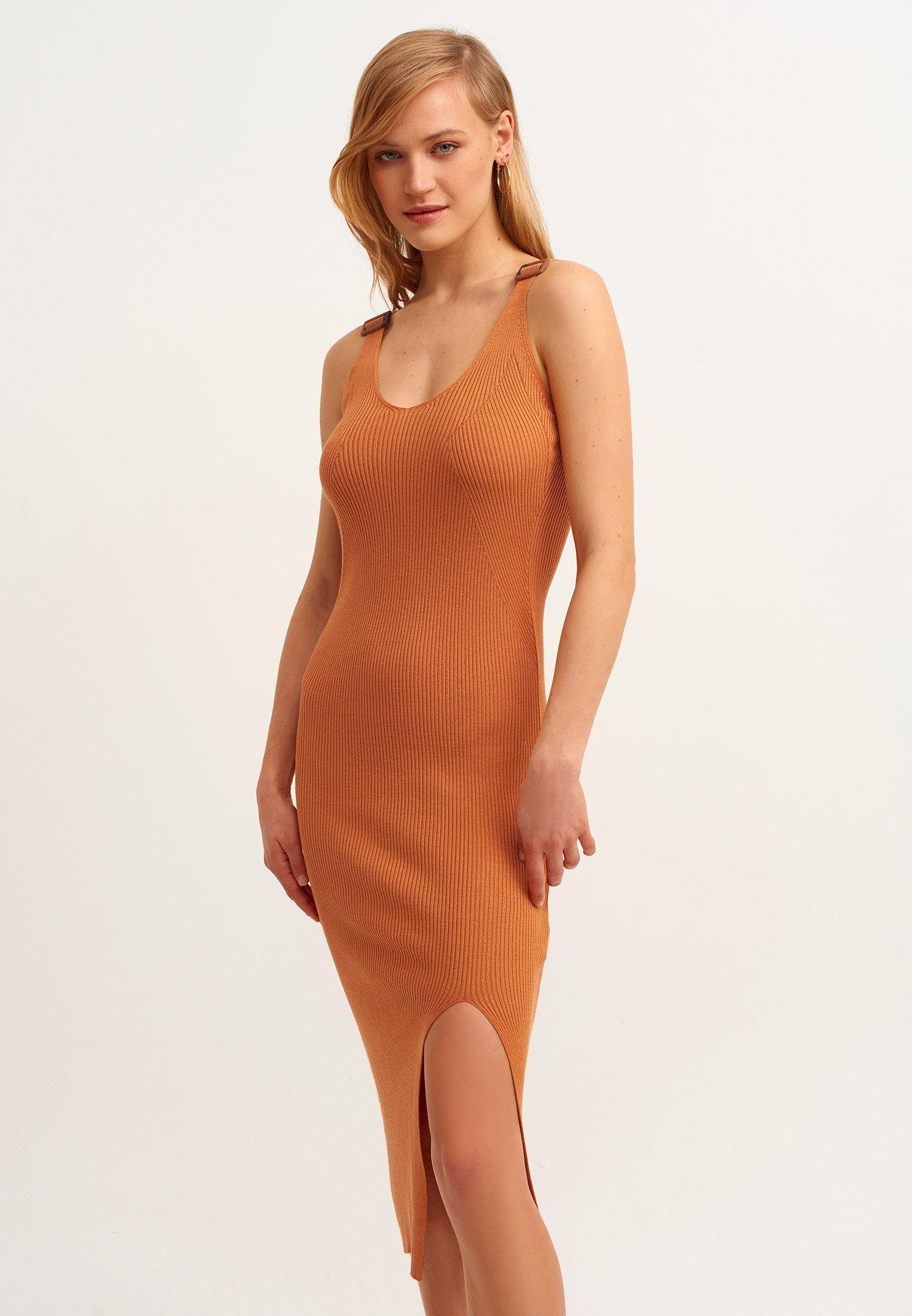 Mujer Vestido de tubo