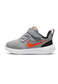 Nike Performance - REVOLUTION 5 UNISEX - Zapatillas de running neutras - light solar flare heather - 6