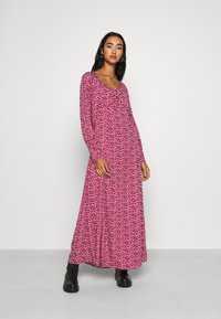 Vero Moda - VMLUIZA DRESS - Maxi dress - pink yarrow - 0