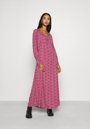 VMLUIZA DRESS - Maxi dress - pink yarrow