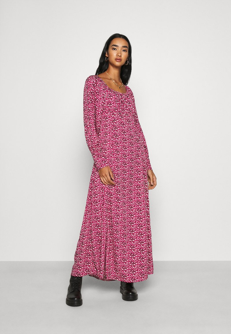 Vero Moda - VMLUIZA DRESS - Maxi dress - pink yarrow