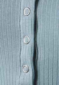 Pieces Petite - PCKITTE - Long sleeved top - trooper - 2