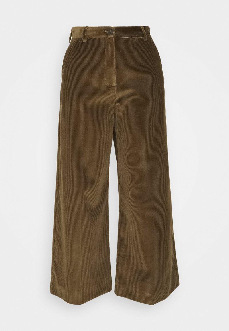 WEEKEND MaxMara - TOBIA - Trousers - mud