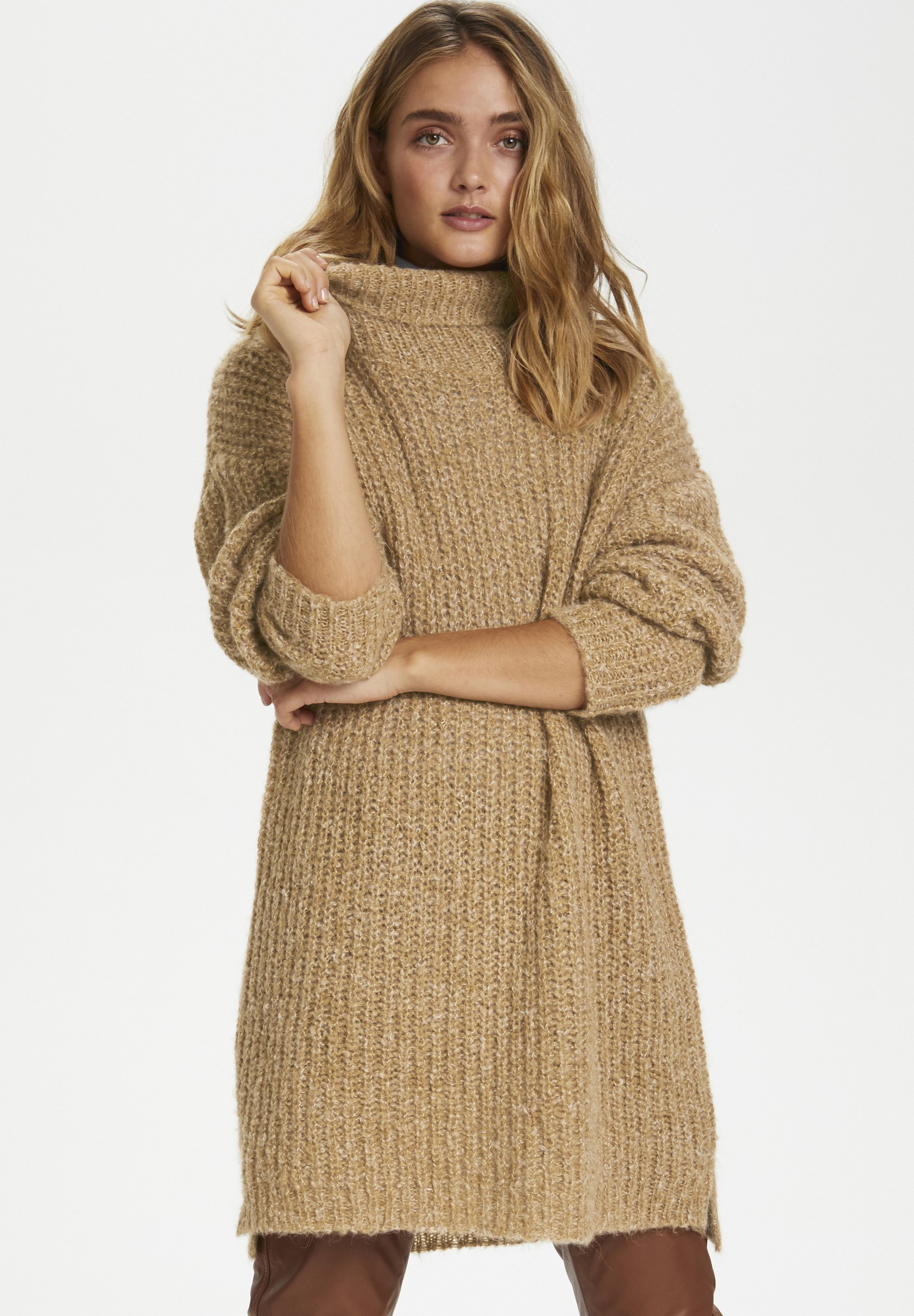 Recommend Discount Women's Clothing Denim Hunter DHOAK   Jumper ermine melange p4GHqXk0V