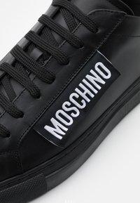 MOSCHINO - Trainers - black - 5