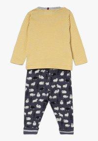 People Wear Organic - SET BABY - Kalhoty - senfgelb - 1