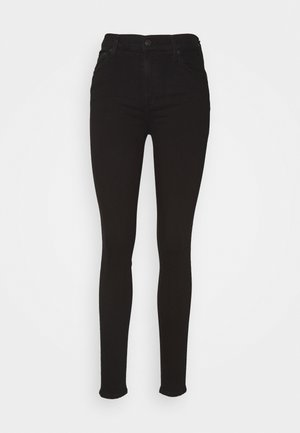 ROCKET - Skinny džíny - plush black