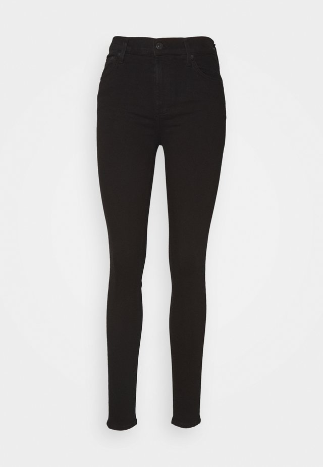 ROCKET - Jeans Skinny - plush black