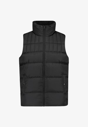Waistcoat - black out