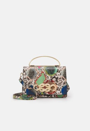 SPRIMONT - Handbag - bright multi/gold-coloured