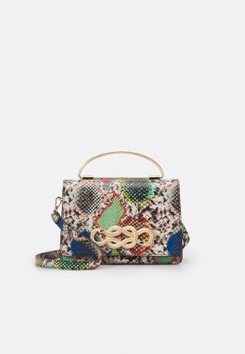 SPRIMONT - Handbag - bright multi/gold-coloured