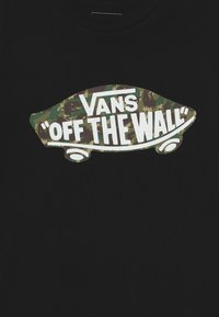 Vans - LOGO FILL BOYS - Camiseta estampada - black - 3