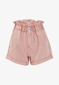 Cache Cache - Denim shorts - rose - 4