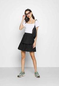 Monki - RIVA  - Print T-shirt - white - 1