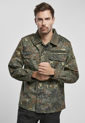 Shirt - flecktarn