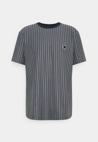 JABI MILK STRIPE TEE - T-shirts print - navy