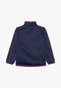 LEGO Wear - LWSAM 212 JACKET - Fleecová bunda - dark blue - 1