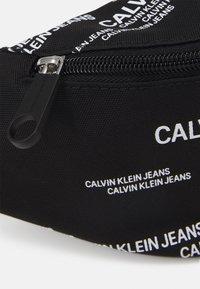 Calvin Klein Jeans - WAISTBAG URBAN - Bum bag - black - 3