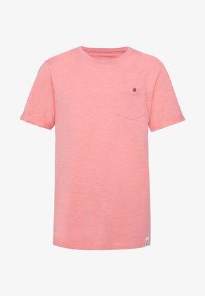 WE FASHION JONGENS T-SHIRT - T-paita - pink