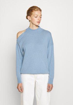 CUTOUT - Jumper - light blue