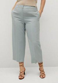 Violeta by Mango - FLOW8 - Trousers - himmelblau - 0