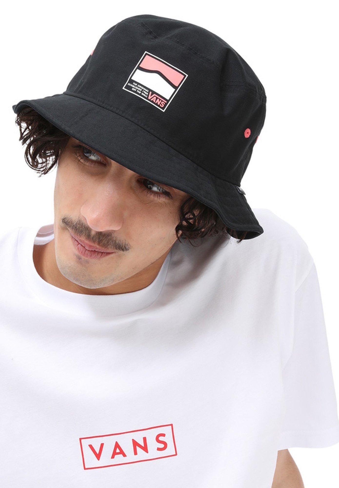 UA UNDERTONE II BUCKET - Chapeau - black