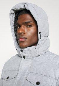 Jack & Jones - Winter jacket - light grey melange - 4