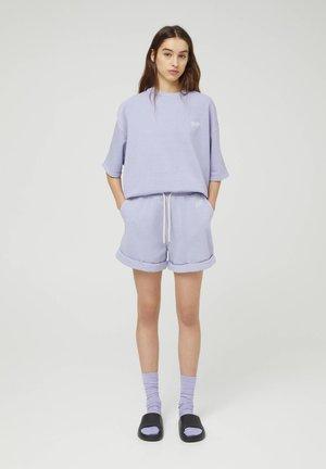 Shorts - mauve