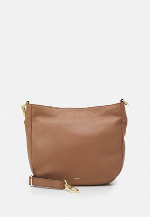 BEUTEL LOTA SMALL - Across body bag - camel