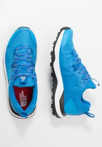 The North Face - W ACTIVIST FUTURELIGHT - Hikingsko - clear lake blue/black - 1